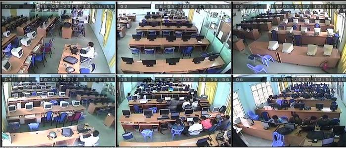 Lợi ích của việc lắp camera cho trường học