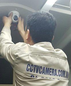 Đội ngũ sửa chữa camera chuyên nghiệp