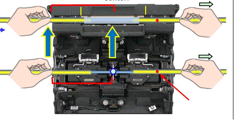 nguyên lý máy hàn cáp quang