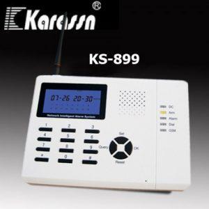 Hướng dẫn sử dụng bộ báo động KS- 899 GSM