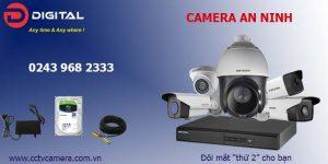 Lắp đặt camera an ninh từ CCTV CAMERA