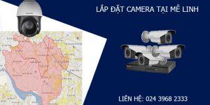 CCTV CAMERA- Lắp đặt camera tại Mê Linh