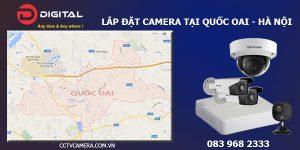 Lắp đặt camera tại Quốc Oai