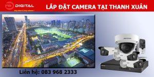 Lắp đặt camera tại Thanh Xuân, Hà nội