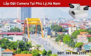 Dịch vụ lắp đặt camera tại Phủ Lý, Hà Nam