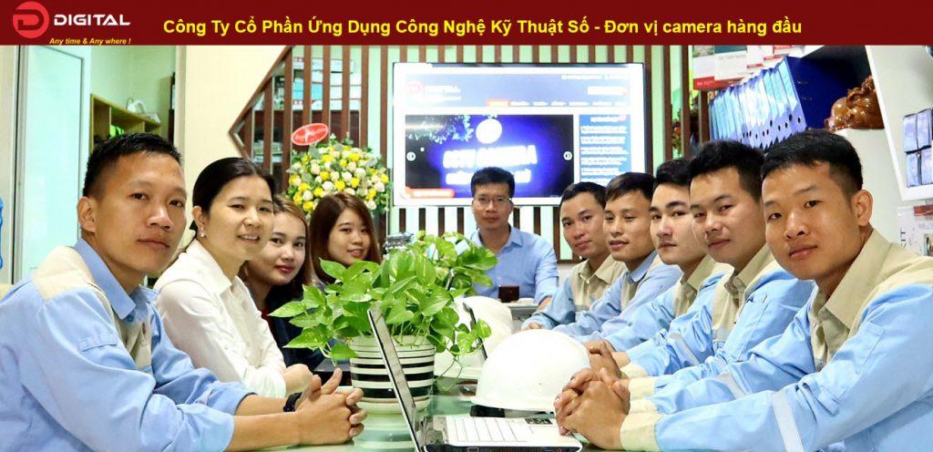 Lắp đặt camera tại Gia Bình, Bắc Ninh