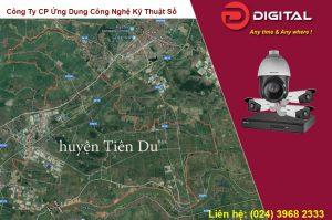 Lắp đặt camera tại Tiên Du, Bắc Ninh